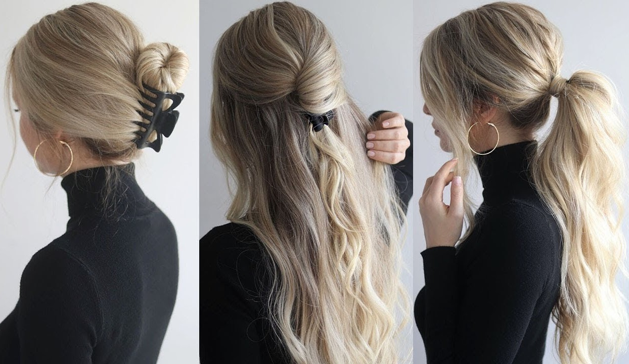 Stay In Trend With Unique Hairstyles For Long Hair  WES Global